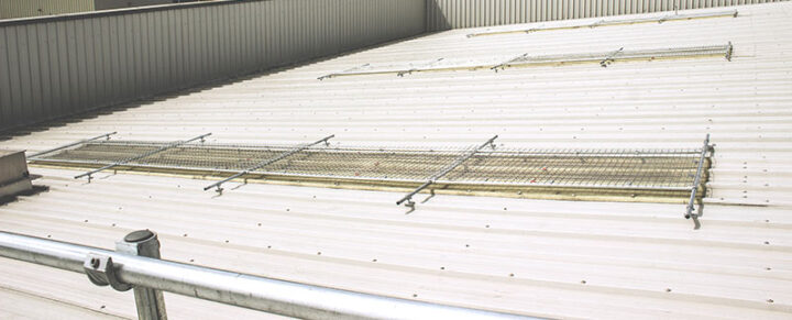 Kee Cover protecting Ireland's fragile roof lights and skylights